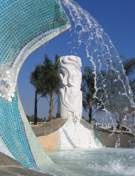 Sea Passage Fountain.