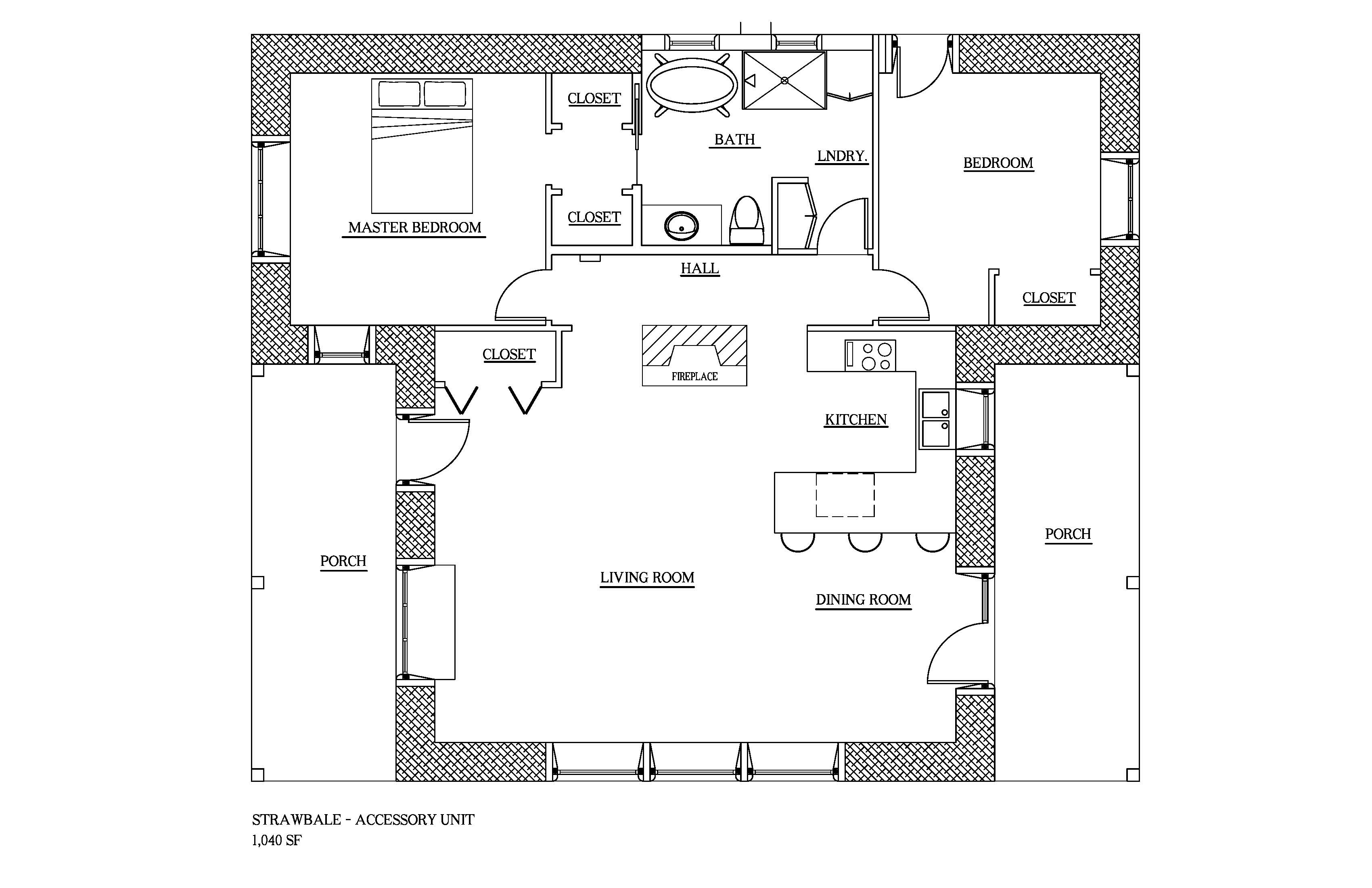 Is an accessory dwelling unit right for your property for Accessory dwelling unit floor plans